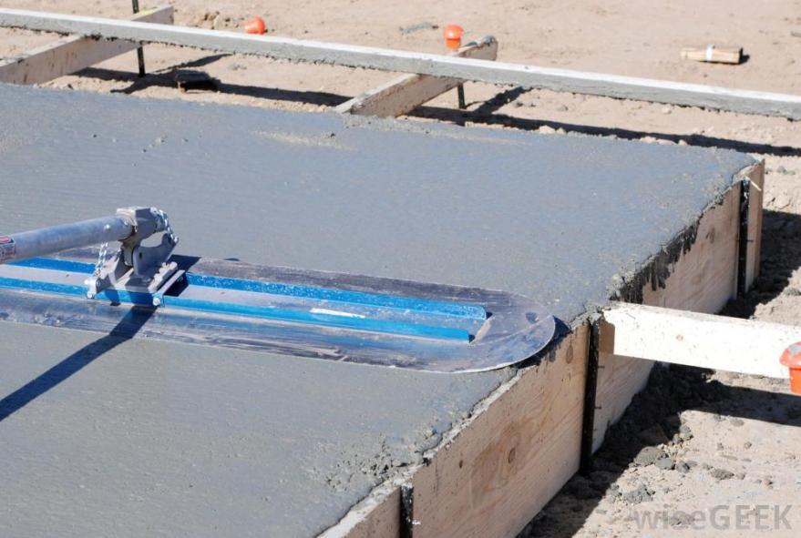 concrete-in-foundation